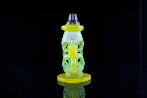 High Tech Lemondrop and Slyme Cheese Bottle