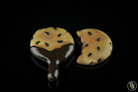 Rob Morrison Cookie Pendant