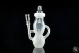 High Tech Sand Blasted Baby Bottle Recycler