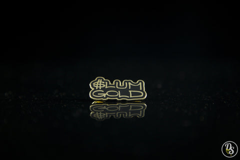 Slum Gold Pins