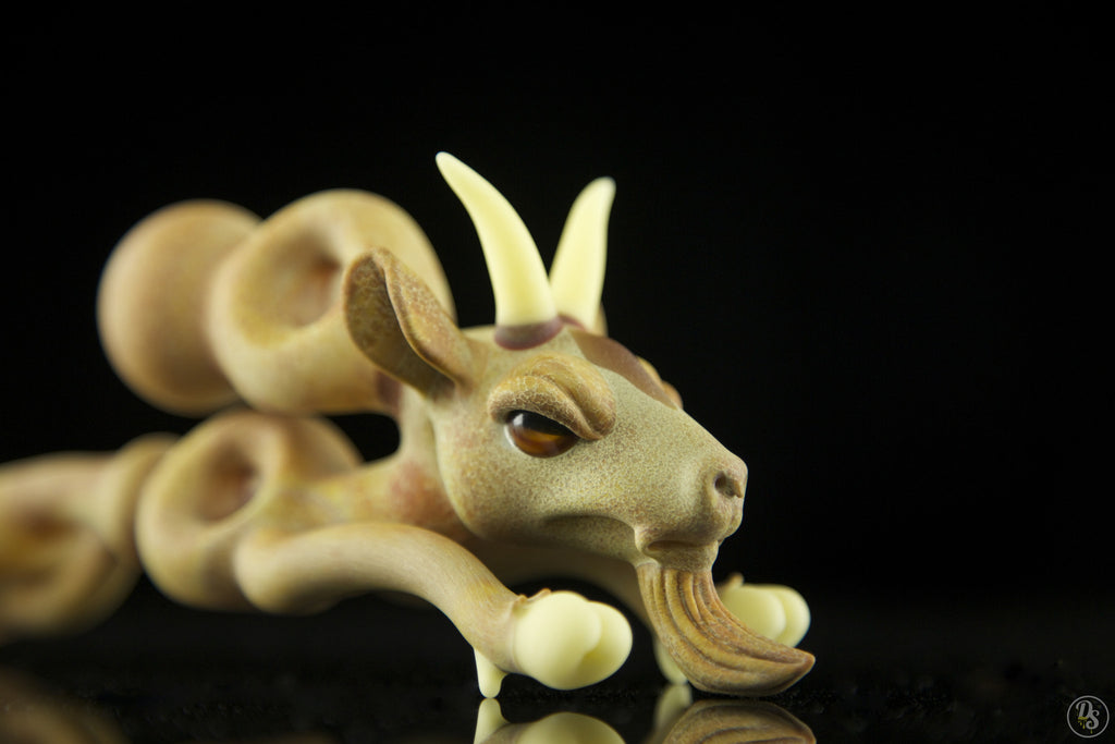 Matt Robertson x Banjo Glass Goat Pipe