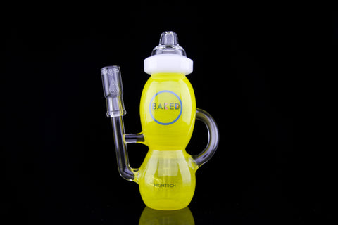 High Tech Lemon Drop Baby Bottle Recycler