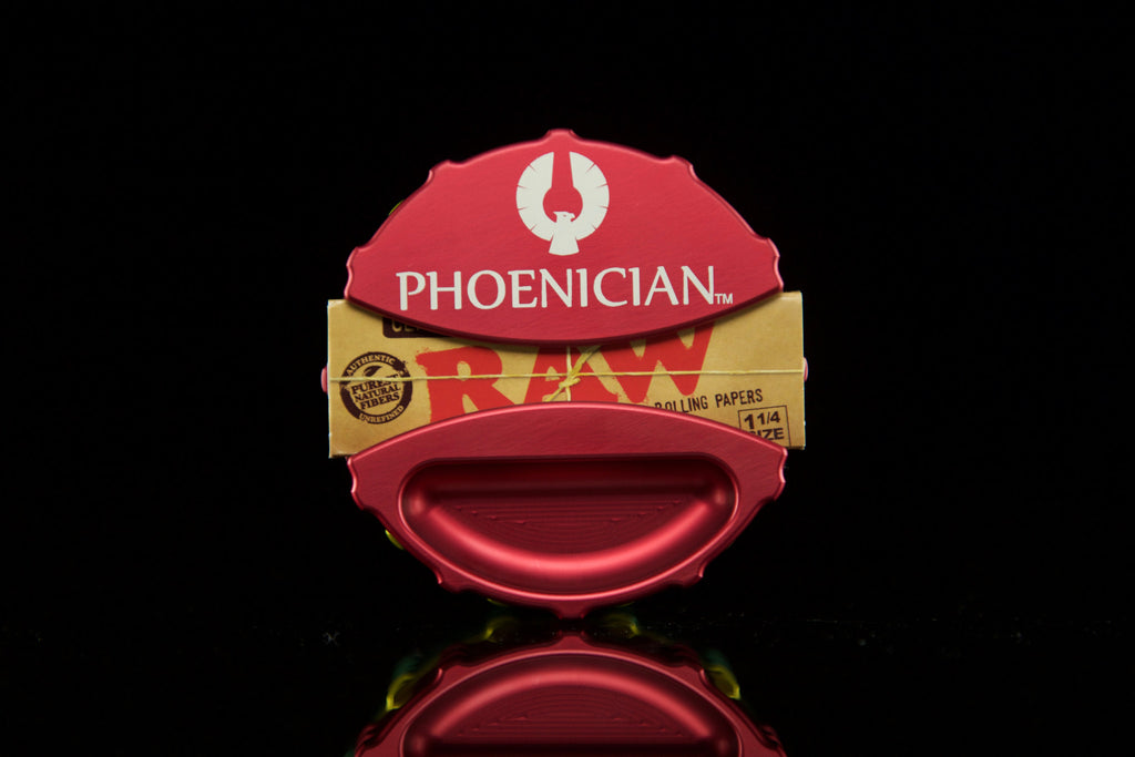 Phoenician Grinder Large Red