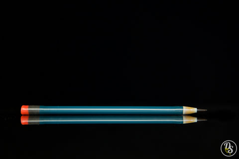 Lucid Glass Pencil Teal