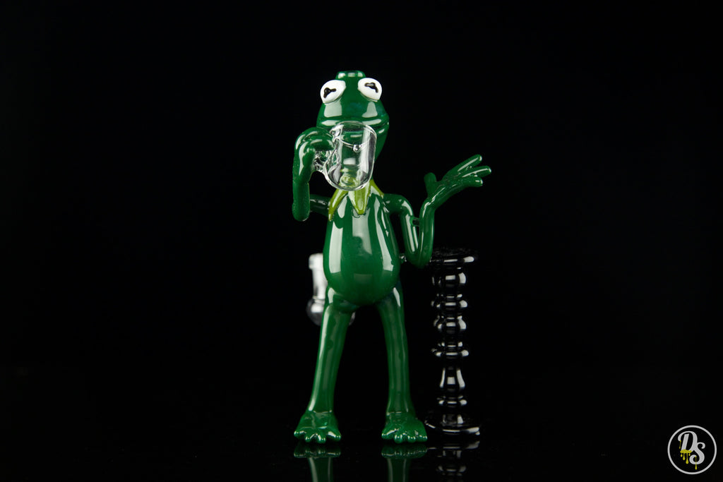 Lucid Glass Kermit the Frog
