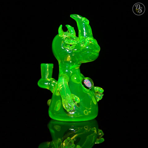 Domino Glass Illuminati Rhino