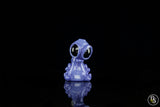 Swanny Glass Alien Lavender