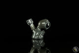 Swanny Glass Alien Dark Grey 2