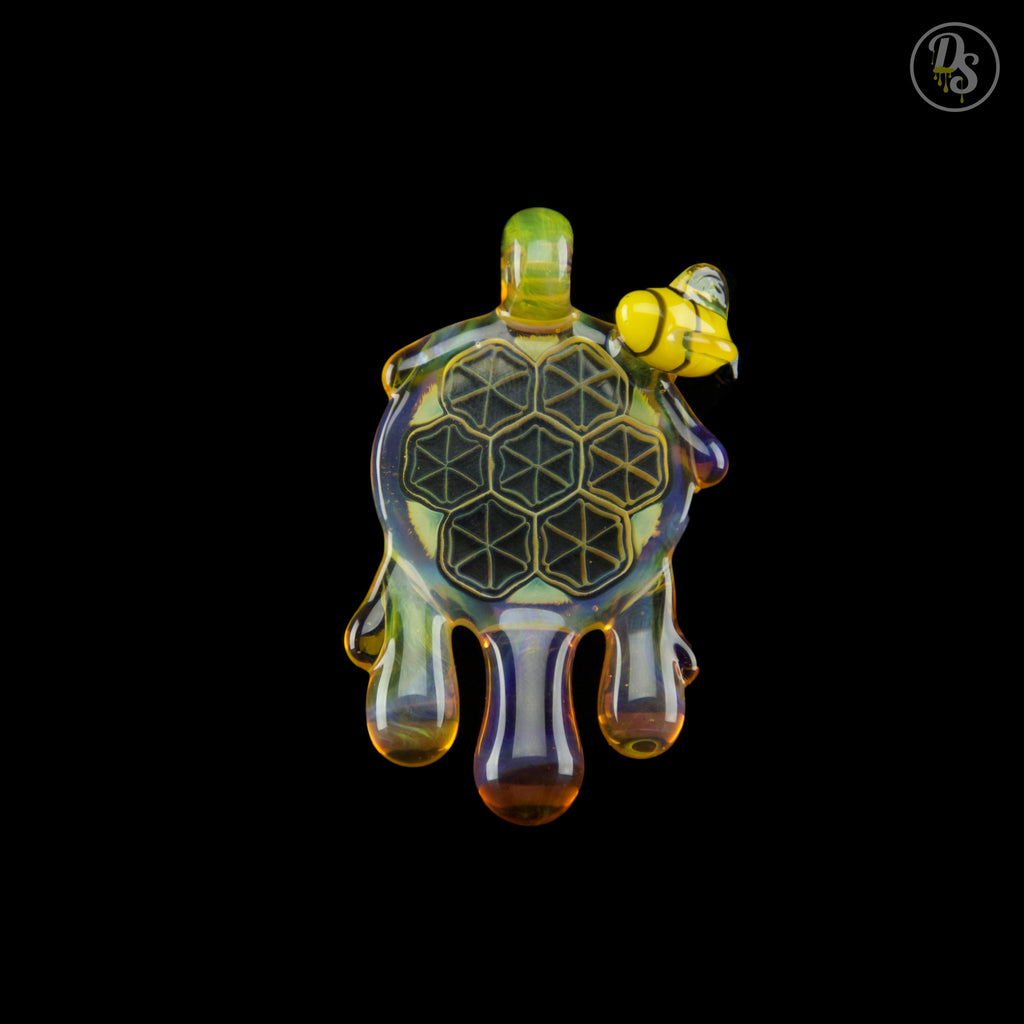 Joe Peters Honeycomb Pendant