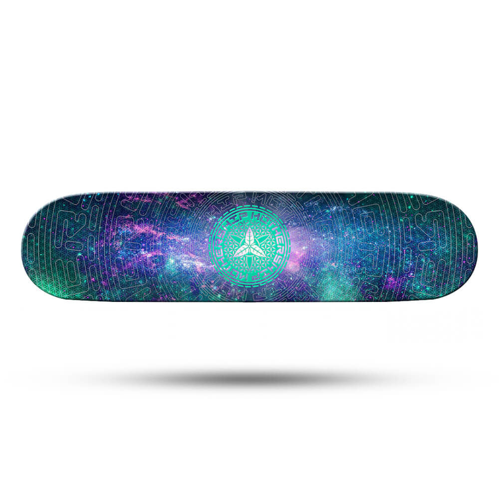 Mothership Awakened Skate Deck