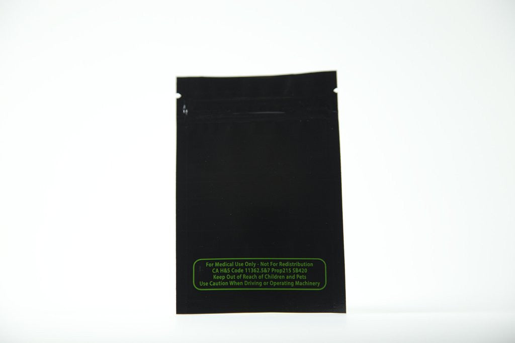 1 Gram Smell Proof Bags
