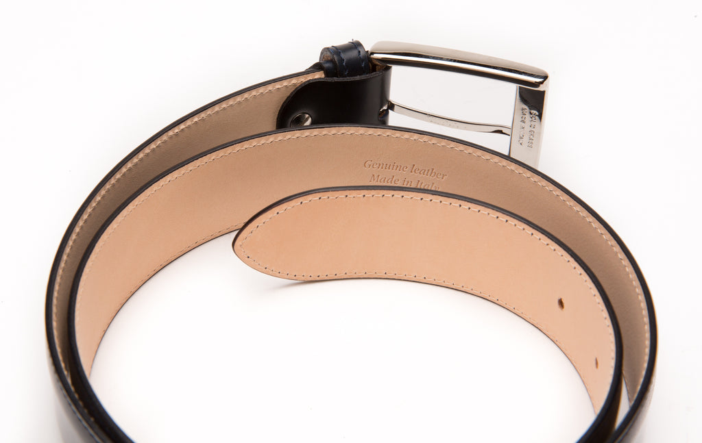 Matching Leather Belt