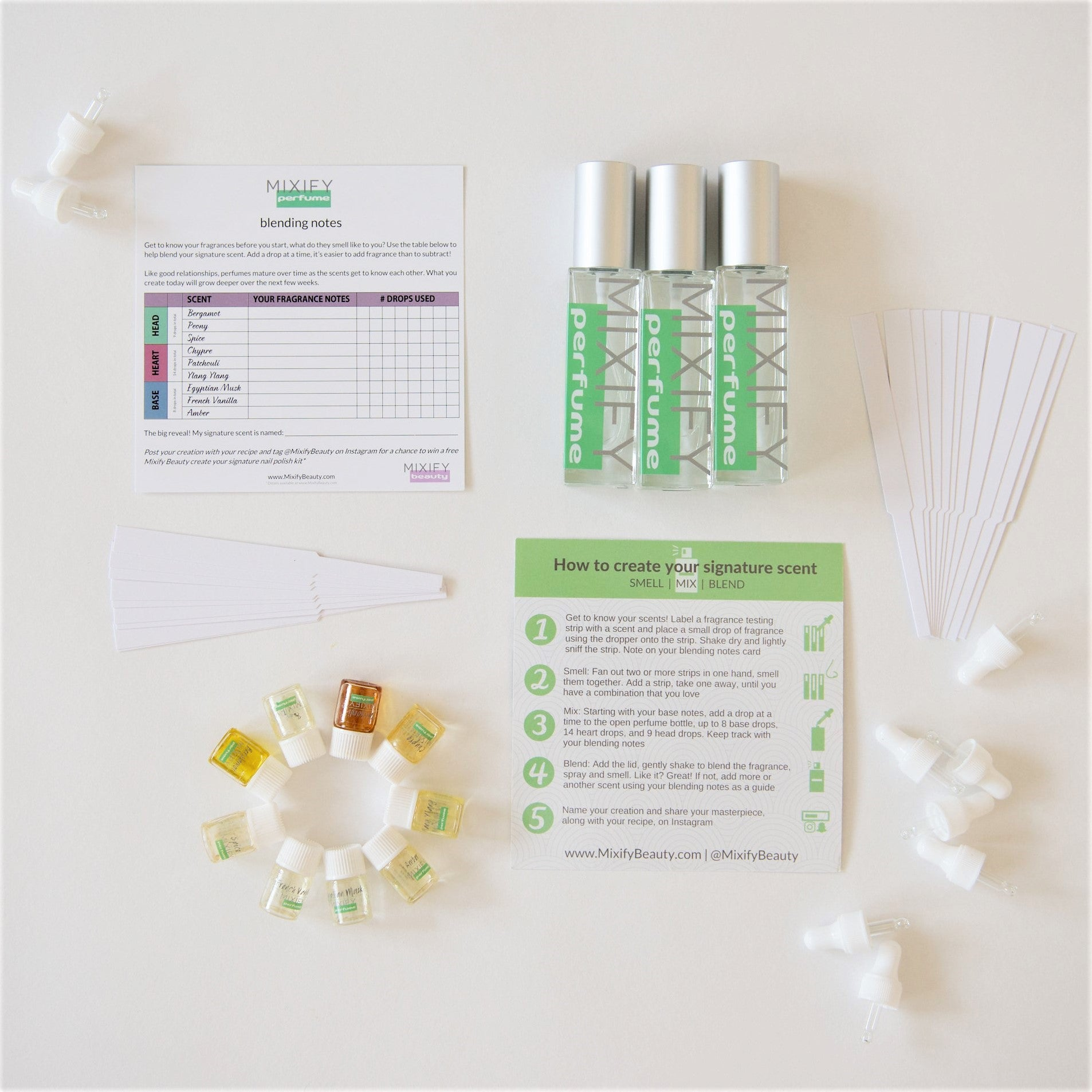 Mixify Beauty Brings the Art of Creating Your Own Personal Indie Scent to GBK's Oscars Gift Lounge