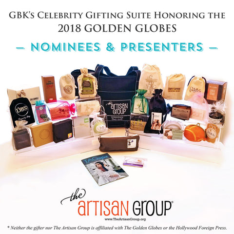 Mixify Beauty create your own Perfume will be present at GBK's Luxury Celebrity Gift Lounge honoring the Nominees and Presenters of the 2018 Golden Globes