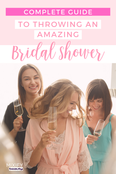 Guide to Throwing an Amazing Bridal Shower