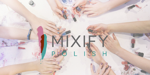 Mixify Polish - create your signature nail polish color
