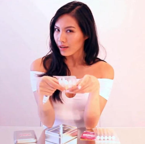 Julia Lee Mixify Beauty make your own flavored Lip Gloss
