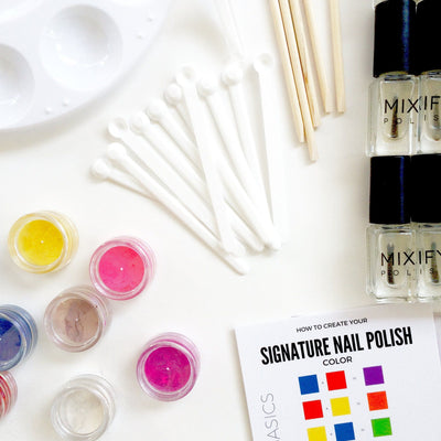 Mixify Polish | Make your own nail polish complete kit - Mixify Polish