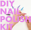 Tutorial on how to make your own nail polish