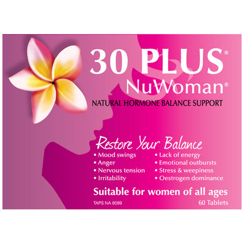 30 Plus Health for Women Tablets 120 tablets