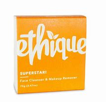 ETHIQUE Face Cleanser and Makeup Remover SuperStar 70gm