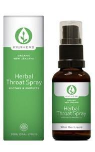 Kiwi Herb Herbal Throat Spray 30ML