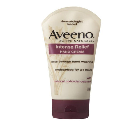 Aveeno Intense Relief Hand Cream 100gm