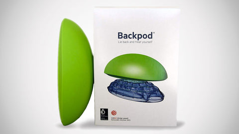 Bodystance Backpod Green/Blue 1size
