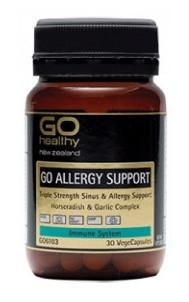 Go Allergy Support 30 Vege Capsules