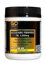 Go Healthy Evening Primrose Oil 1000mg 220 Capsules