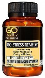 Go Healthy Stress Remedy 60vcaps