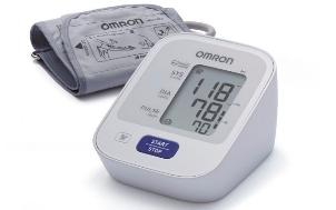 Automatic Omron Blood Pressure Monitor HEM-7121 with FIVE YEAR WARRANTY