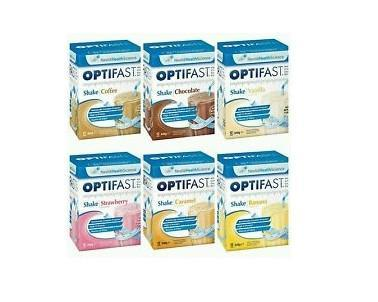 Optifast Meal Replacement 12 Pack Nz Health Delivery