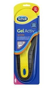 Scholl Gel Activ Work Insoles