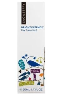 Snowberry Bright Defence Day Cream No3 50ml