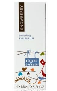 Snowberry Eye Serum 15ml