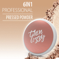 Thin Lizzy 6in1 Professional Pressed Powder 10gm