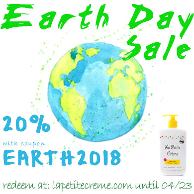SALE - Earth Day Sale 2018