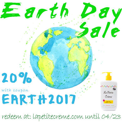 SALE - Earth Day Sale