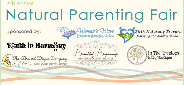La Petite Creme exhibits @ Natural Parenting Fair, Melbourne FL