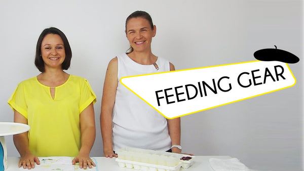 VIDEO - Feeding Gear... with a French accent