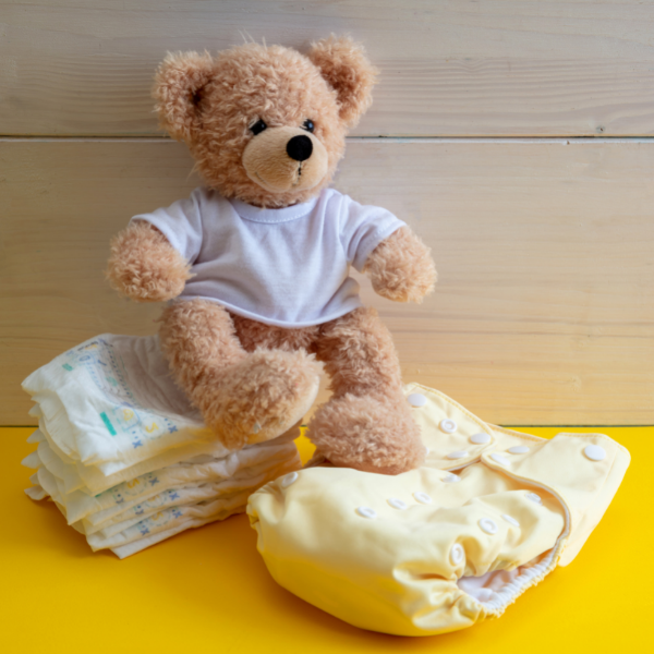 Washable cloth diapers vs disposable diapers