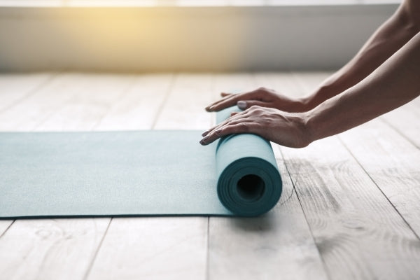 Baby wipes for cleaning yoga and gym equipment