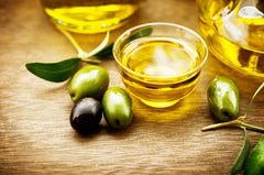 Benefits of olive oil for diapering