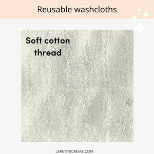 Cotton Washcloths