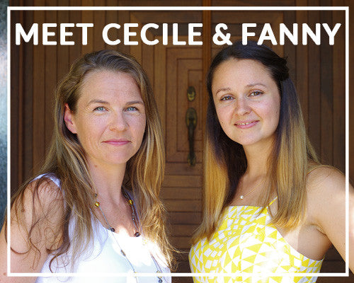 About the Founders of La Petite Creme - Cecile & Fanny