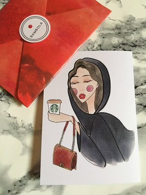 COFFEE LOVER CARD