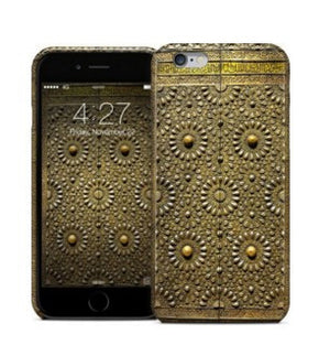 Gold Kaaba Door iPhone 6