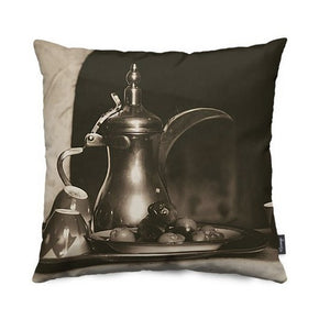 Dallah & Dates Pillow