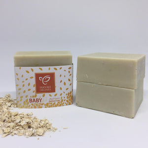 Oatmeal Baby Soap